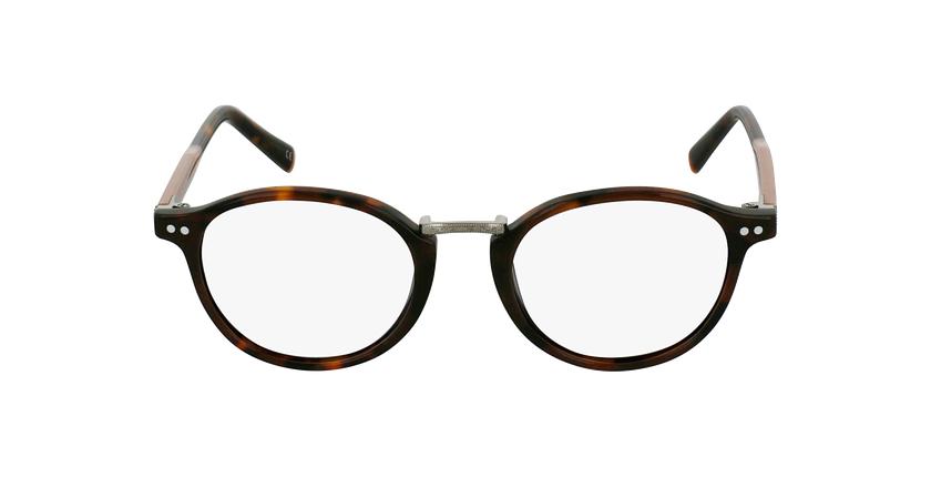 Gafas graduadas BRAHMS carey - vista de frente
