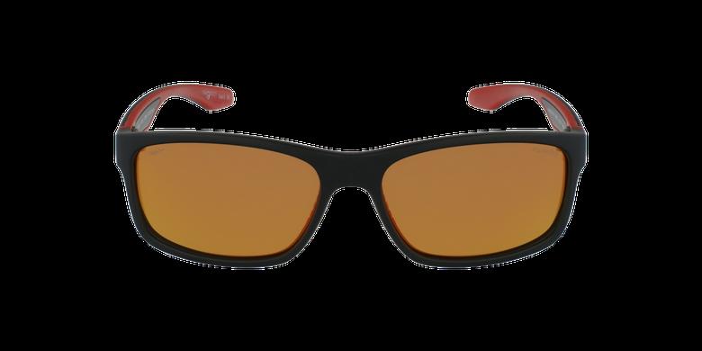 Gafas de sol DUSTIN POLARIZED negro/rojo