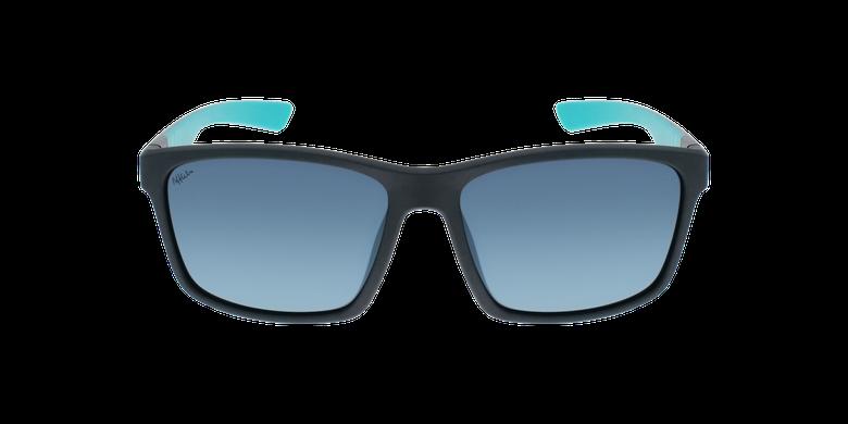 Gafas de sol hombre AUSTIN gris/azulvista de frente