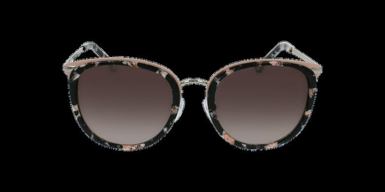 Gafas de sol mujer SHE131 negro/rosavista de frente