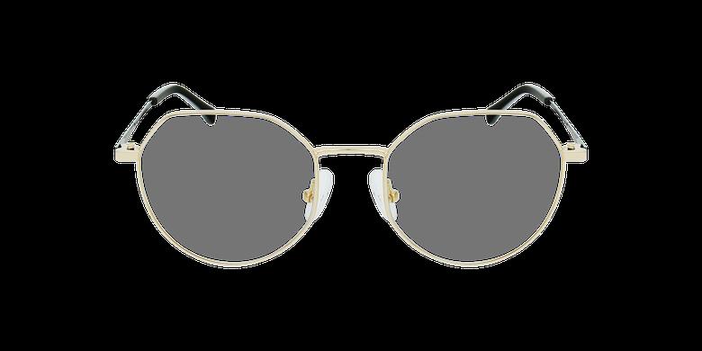 Gafas graduadas mujer NOELIE dorado