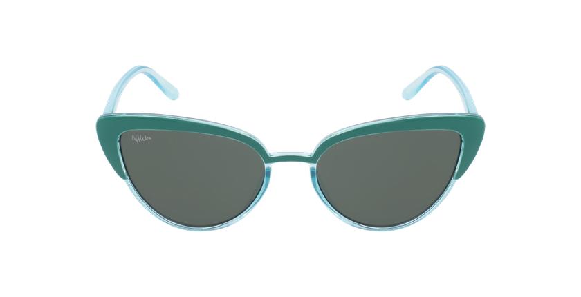 Gafas de sol niños LUPITA - NIÑOS verde - vista de frente