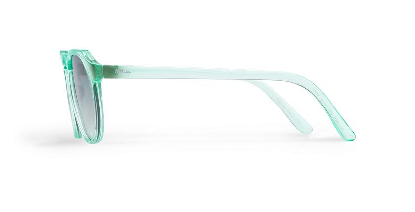 Gafas de sol VAMOS verde - vista de lado
