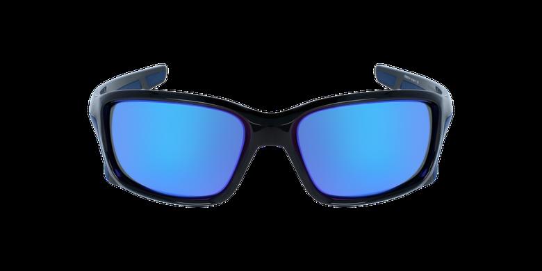 Gafas de sol hombre STRAIGHTLINK negrovista de frente