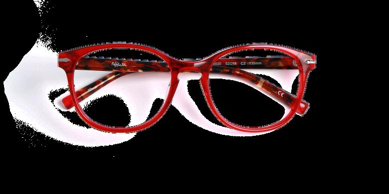 Gafas graduadas mujer WHITEHAVEN rojo