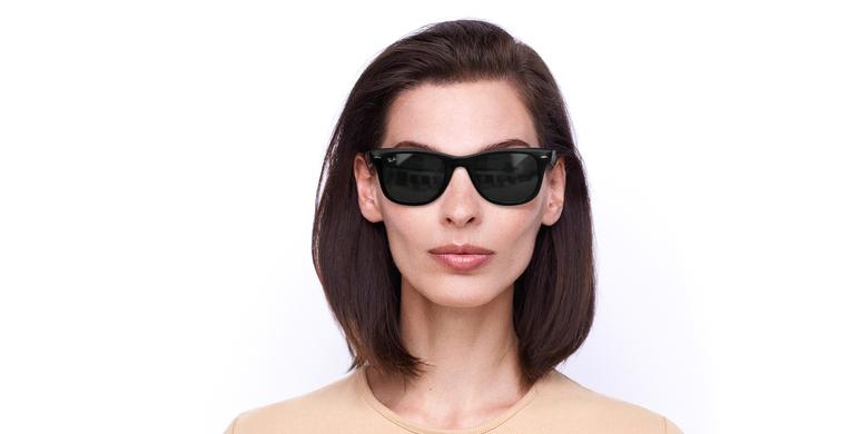 Gafas de sol WAYFARER negro/negro