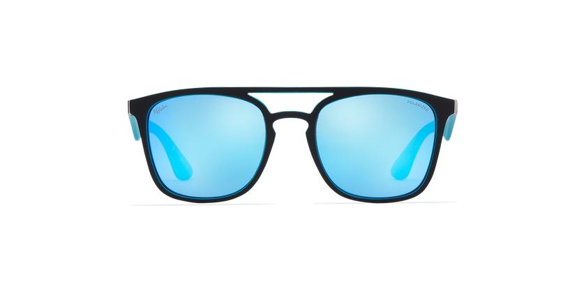 Gafas de sol OSTUNI POLARIZED negro/azul - vista de frente