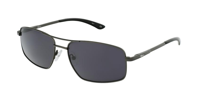Gafas de sol hombre SITGES gris - vue de 3/4