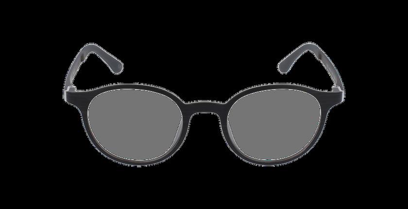 Gafas graduadas mujer MAGIC 22 gris - vista de frente