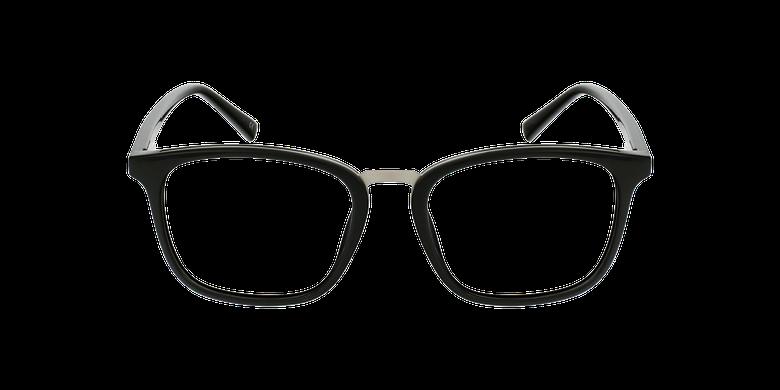 Gafas graduadas hombre OAH21613 negro/plateadovista de frente