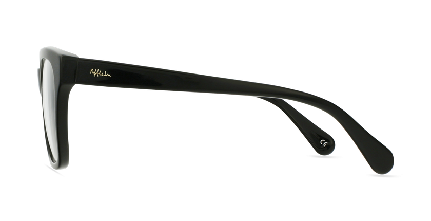 Gafas graduadas mujer OAF21620 negro - vista de lado