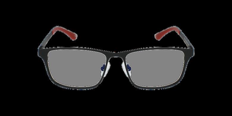 Gafas graduadas hombre MAGIC 41 BLUEBLOCK negrovista de frente