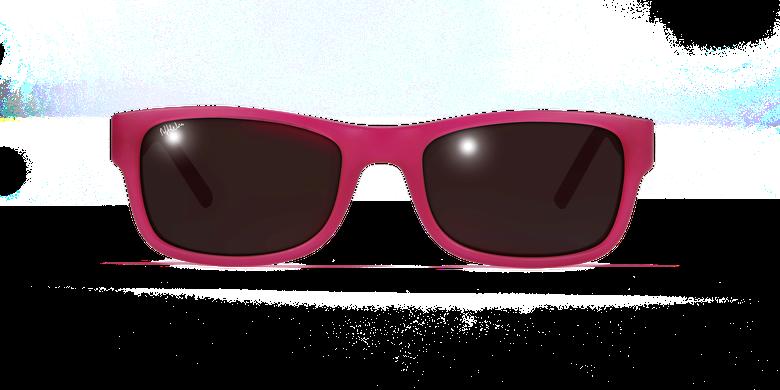 Gafas de sol niños SAE5940 rosa/moradovista de frente