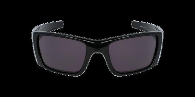 Gafas de sol hombre FUEL CELL negrovista de frente