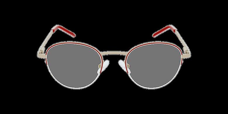 Gafas graduadas mujer DOMI rojo