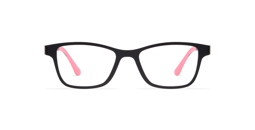 Gafas graduadas mujer MAGIC 04 negro - vista de frente