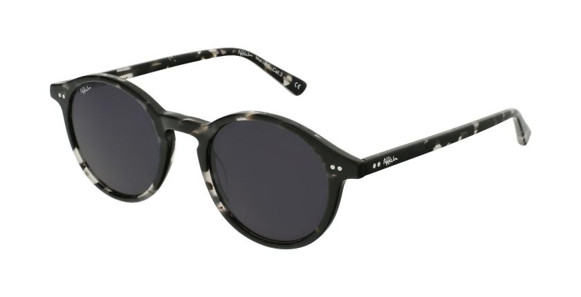 Gafas de sol LOIS carey/negro - vue de 3/4