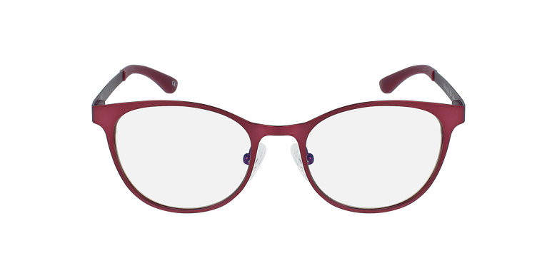 Gafas graduadas mujer MAGIC 45 BLUEBLOCK rojo/rosa