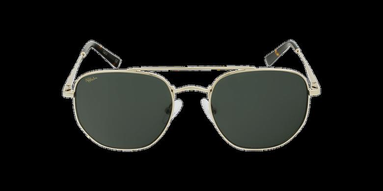 Gafas de sol STAN doradovista de frente