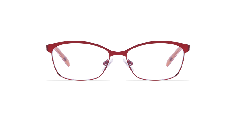 Gafas graduadas mujer SHIRLEY rojo