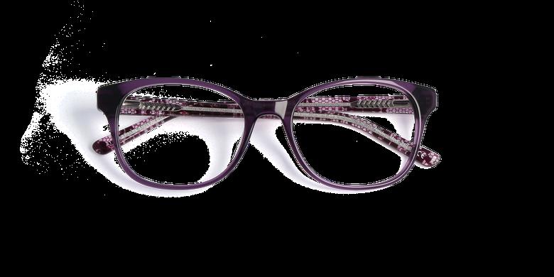 Gafas graduadas mujer ZELIA morado