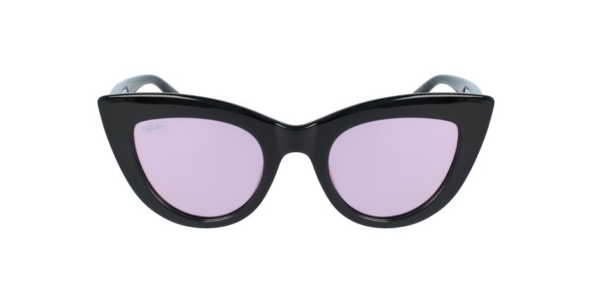 Gafas de sol niños MARILOU - NIÑOS negro - vista de frente