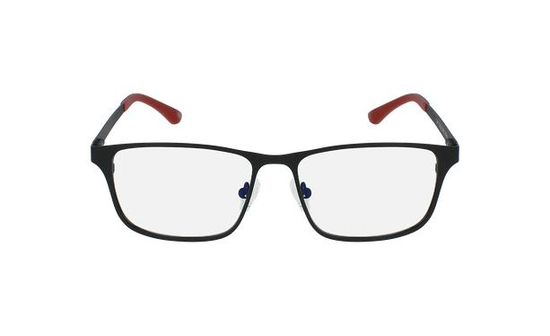 Gafas graduadas hombre MAGIC 41 BLUEBLOCK negro - vista de frente