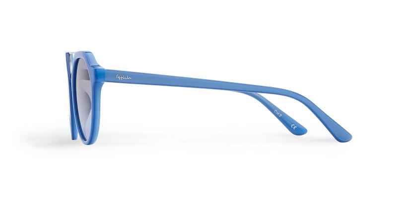 Gafas de sol mujer KYLIE azul - vista de lado