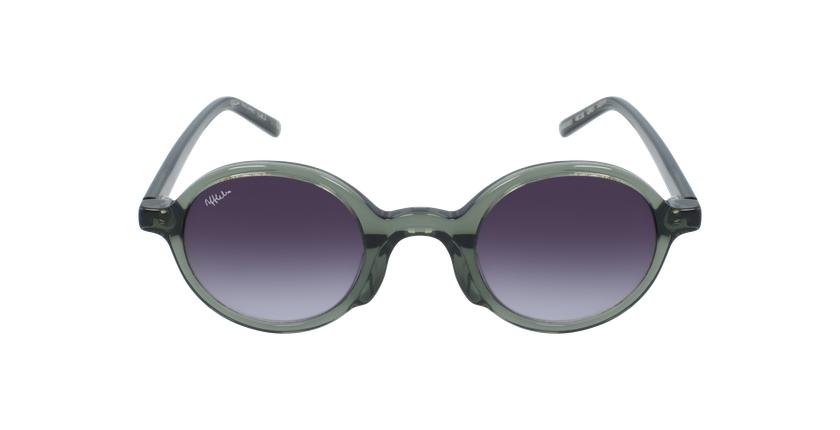 Gafas de sol JAMIE verde - vista de frente