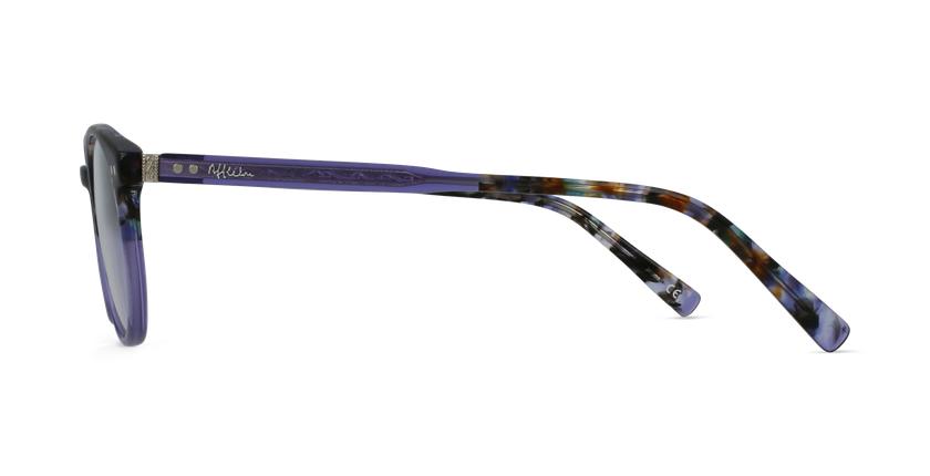 Gafas graduadas VIVALDI morado - vista de lado