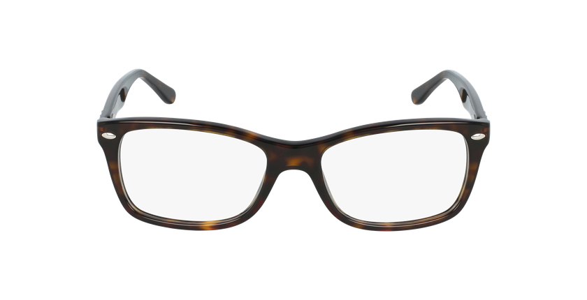 Gafas graduadas mujer RX5228 carey/carey - vista de frente