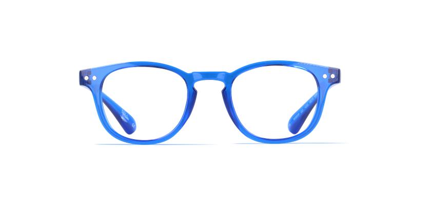 Gafas graduadas niños BLUE BLOCK NIÑOS azul - vista de frente