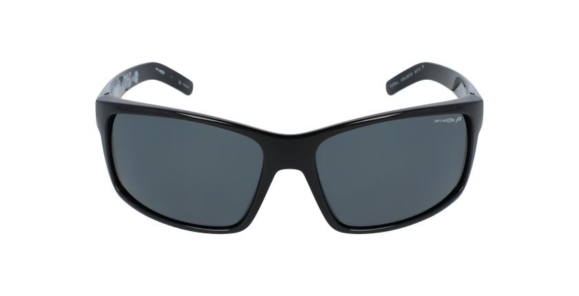 Gafas de sol hombre FASTBALL negro - vista de frente