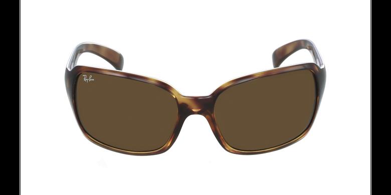 Gafas de sol mujer 0RB4068 marrón/careyvista de frente