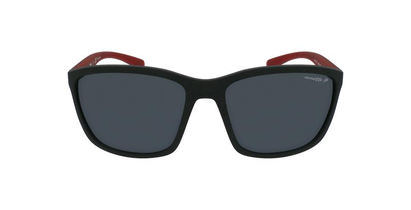 Gafas de sol hombre HAND UP negro - vista de frente