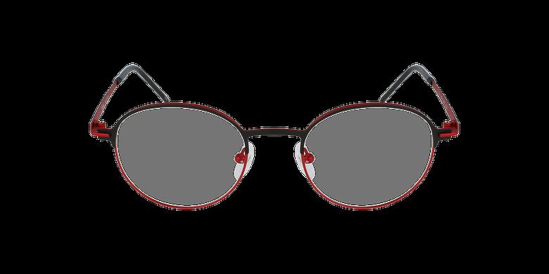 Gafas graduadas MARS negro/rojo