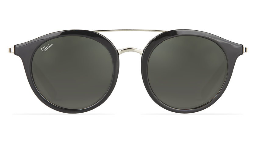 Gafas de sol mujer ITABATA negro/plateado - danio.store.product.image_view_face