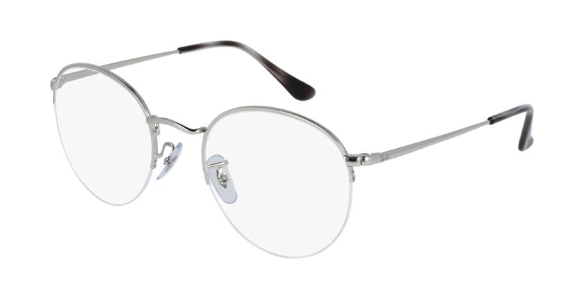 Gafas graduadas RX3947V plateado/plateado - vue de 3/4