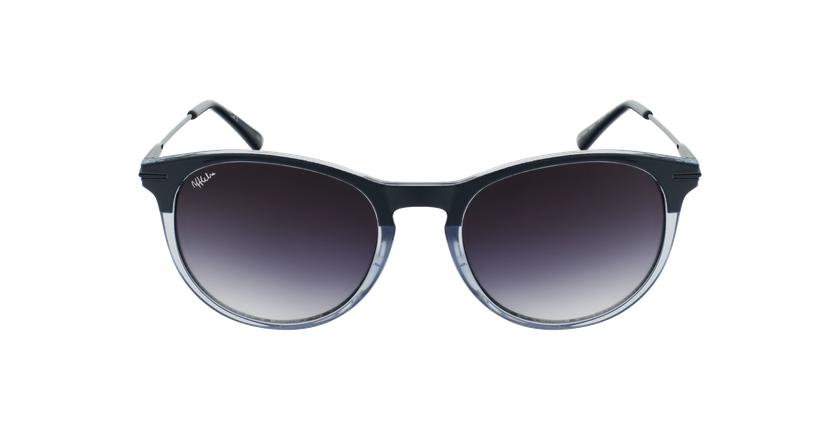 Gafas de sol hombre ARES azul - vista de frente