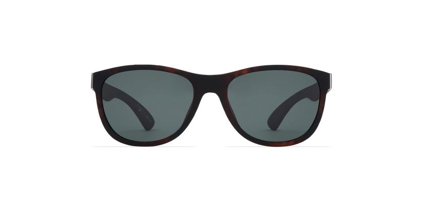Gafas de sol hombre MELFI POLARIZED carey - vista de frente