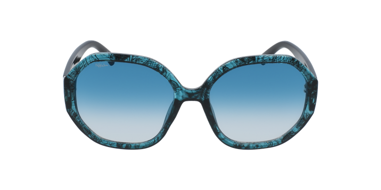 Gafas de sol mujer AURORA turquesa