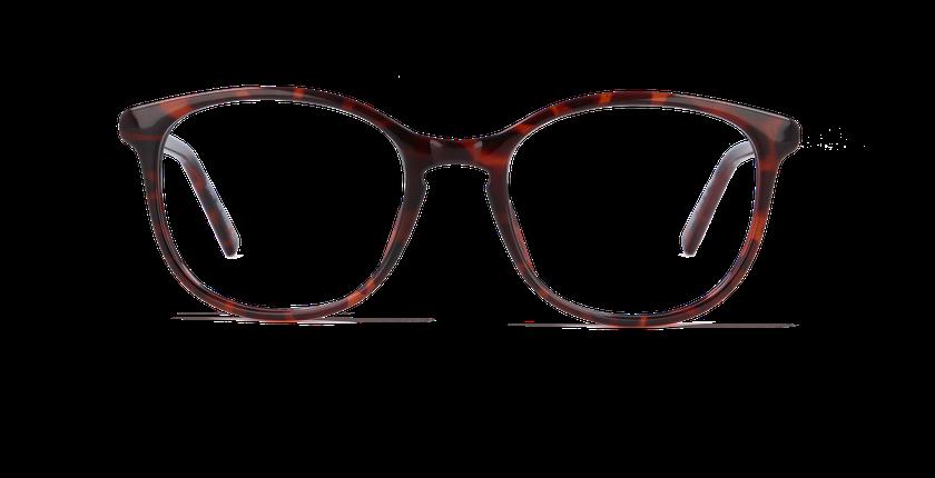 Gafas graduadas mujer PAULINE carey - vista de frente