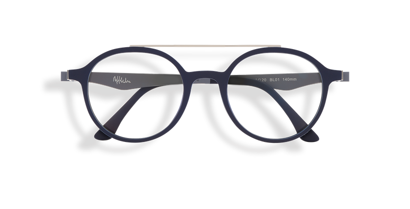 Gafas graduadas MAGIC 26 BLUE BLOCK azul/gris - vista de frente