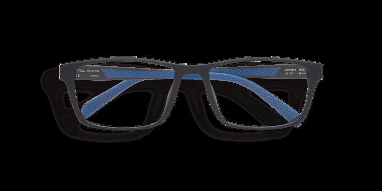 Gafas graduadas hombre STRIKE negro/azul