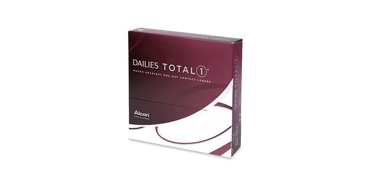 Lentillas Dailies Total 1 90L