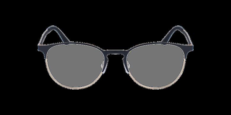 Gafas graduadas RX6375 dorado/negrovista de frente