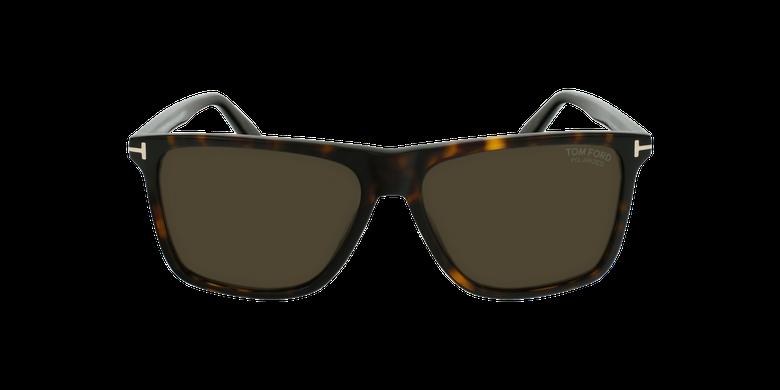 Gafas de sol hombre FT0832 marrónvista de frente