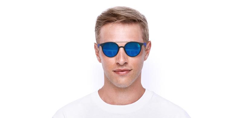 Gafas de sol hombre ANDRES POLARIZED azul