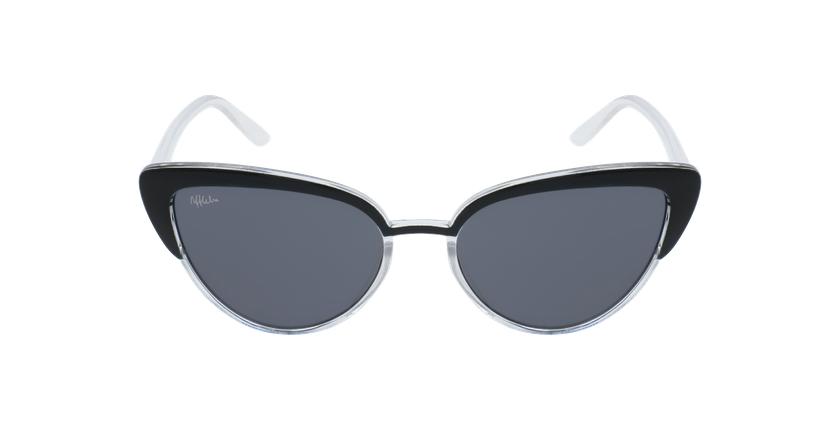 Gafas de sol niños LUPITA - NIÑOS negro - vista de frente