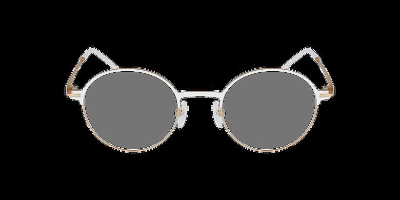 Gafas graduadas mujer VENUS blanco/beige